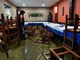 Inundaciones en Bizkaia
