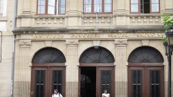 Instituto Sagasta de Logroño