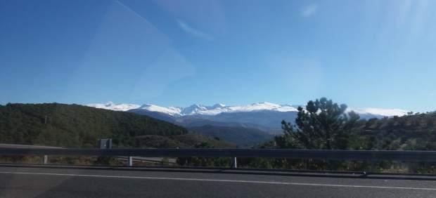 Sierra Nevada desde la A92