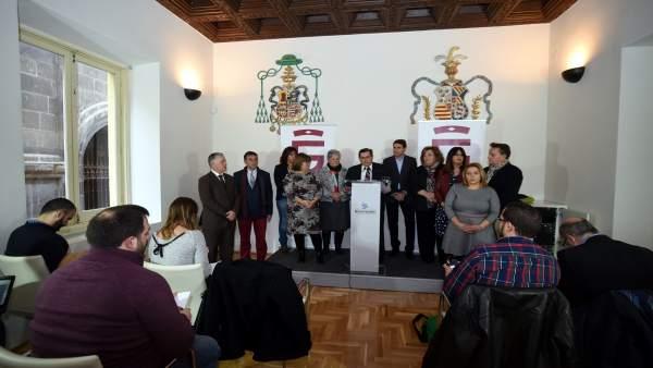 Equipo de gobierno de la Diputación de Granada