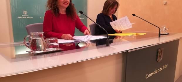 Pilar Costa Y Fanny Tur