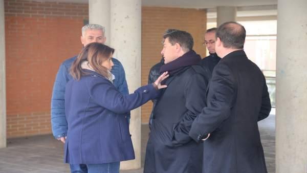 Page visita edificio guadalajara