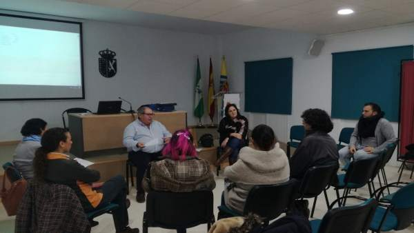 Nota De Prensa Y Fotos Talleres Para La Prevención De Drogodependencias En Beas