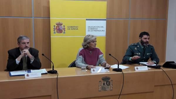 Audio E Imagen Rueda De Prensa Campaña De Tráfico Y Proyectos 1,5% Cultural