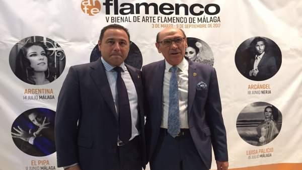 Ricardo Sánchez Antúnez bienal flamenco