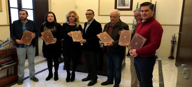 Nota De Prensa Sobre Entrega Facsímil Carta Puebla San Juan Pto