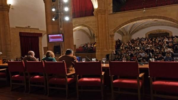 Jornada Inauguracion Nueva Contratación, Nota Fotos Y Audios