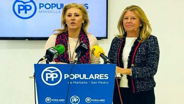 Carolina España Ángeles Muñoz