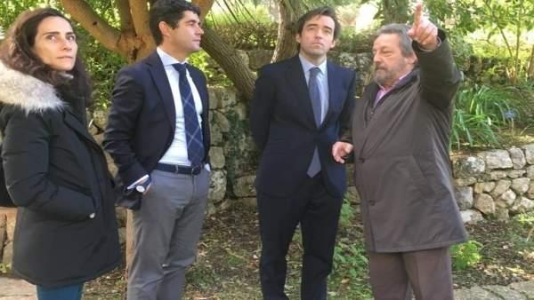 Fundación Endesa firma un convenio con el Jardin Botánico de Sóller