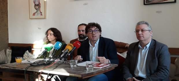Garmendia, Itxaso, Andueza y Asensio (PSE)