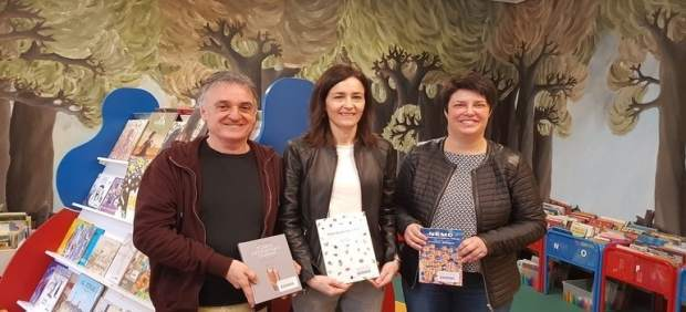 Iñaki Markotegi, Miren Dobaran y Castillo Suárez