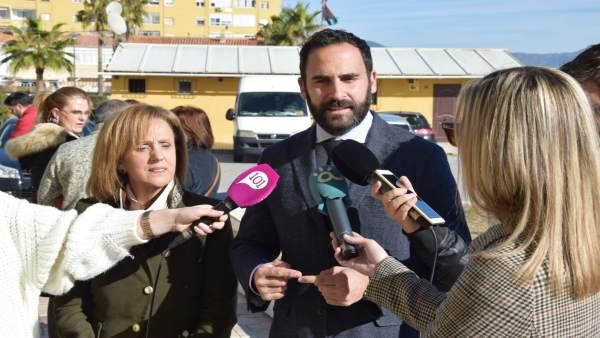 Daniel Perez y Begoña Medina sobre Sacaba2