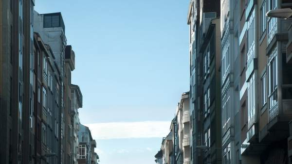 Programa de rehabilitación de viviendas en Ferrol