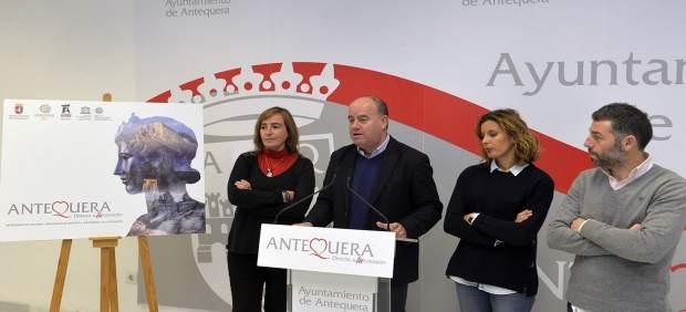 Presentación de lo que llevará Antequera a Fitur