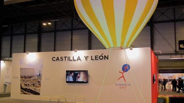 Espacio de Castilla y León en Fitur 2017