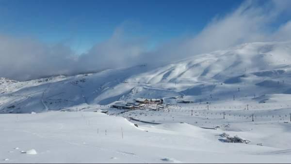 Sierra Nevada, área de Borreguiles