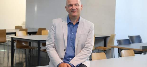 El rector de la UdG Joaquim Salvi