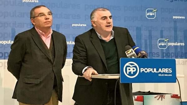 Marmolejo defiende que las reformas del Gobierno del PP le sientan bien a Málaga