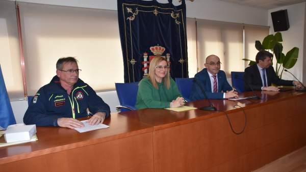 Presentación Semana de Prevención de Incendios en Fuengirola