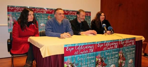 Presentación de la Expo Celebraciones en La Palma del Condado.