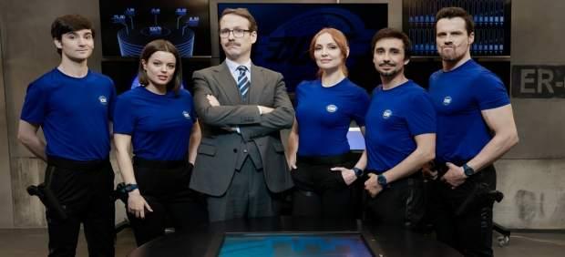 Cuerpo de Élite en Antena 3