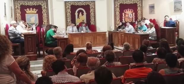 Pleno del Ayuntamiento de Coria del Río