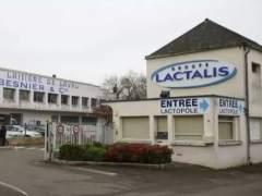 Registros en la sede de Lactalis por la leche para bebés contaminada con salmonela