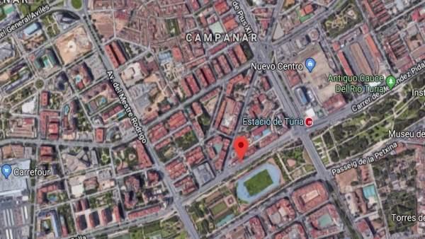 Entorno de la avenida Tirso de Molina