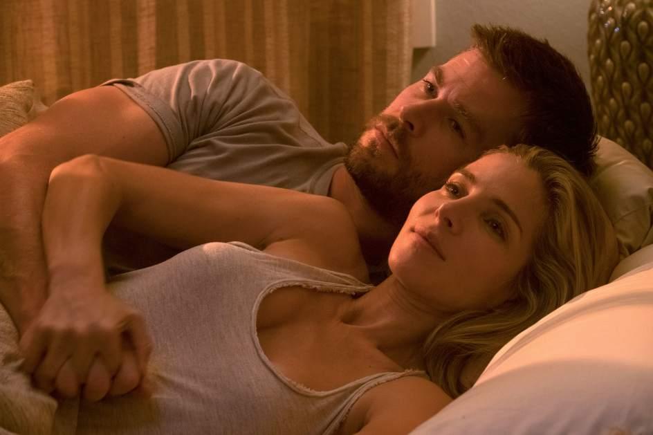 Elsa Pataky aparece por primera vez en una película junto a su marido Chris Hemsworth