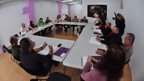 Espacio Canarias 2019. Gobierno en la sombra