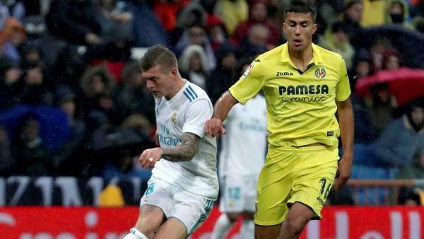 Real Madrid-Villarreal