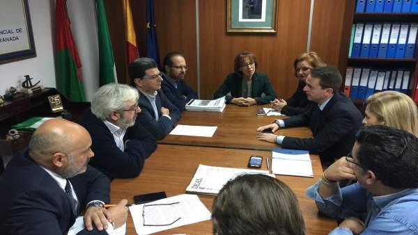 Nota Del Grupo Popular En Granada Sobre La Subida Del Ibi