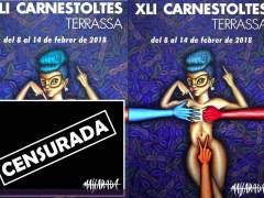 El cartel de los Carnavales de Terrassa 2018
