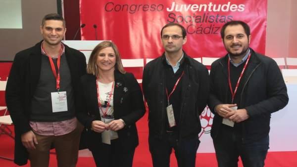 Congreso de JSA de Cádiz