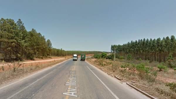 El accidente ha ocurrido en una autopista a la altura del municipio de Grao Mogol