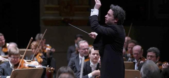 Dudamel conduce la Filarmónica de Viena en Madrid