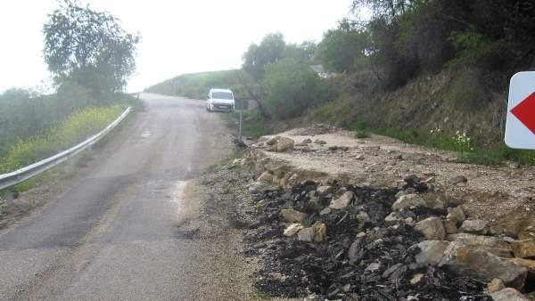 Carretera camino