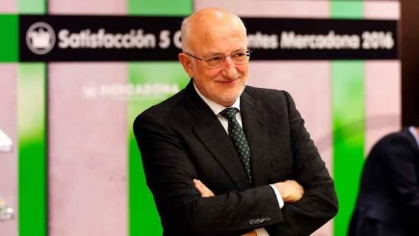 Juan Roig, presidnete de Mercadona