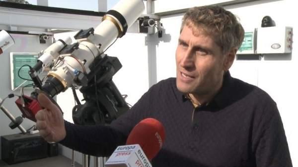 Complejo de astroturismo 'e-EyE'
