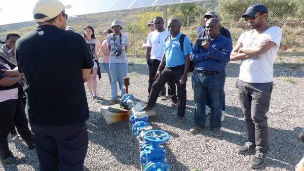 Uso de la energía solar para garantizar el agua en la provincia de Almería