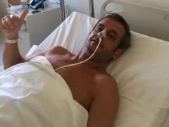 El excopiloto de rallys Luis Moya ha sido operado con éxito de tres aneurismas
