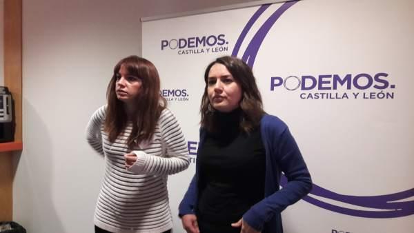 Valladolid.- Primer encuentro de mayores Podemos CyL