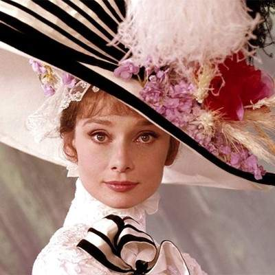 Audrey Hepburn en My Fair Lady