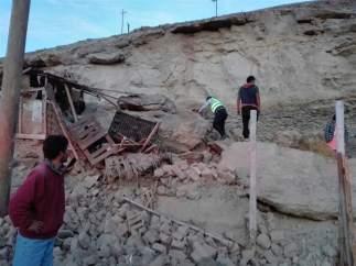 Al menos un muerto y 65 heridos tras un terremoto de magnitud 6,8 en Perú