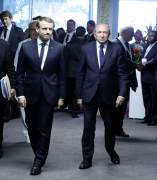 Macron y Collomb