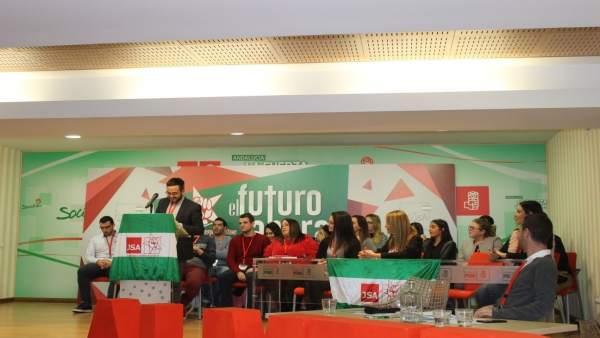 Congreso de JSA Almería