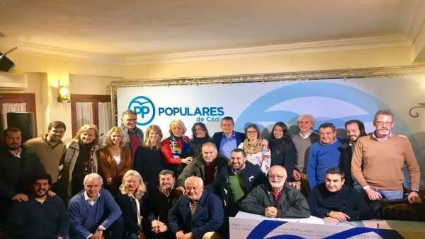 Congreso local del PP de El Bosque (Cádiz)