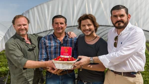 Intefresa celebra la campaña Fresas de Europa
