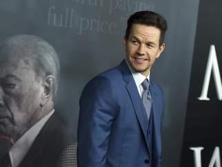 El actor Mark Wahlberg