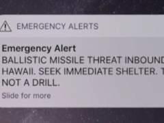 Se avisó tarde de la falsa alerta de misiles por olvidar la contraseña de Twitter